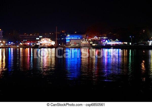 City lights - csp6850561