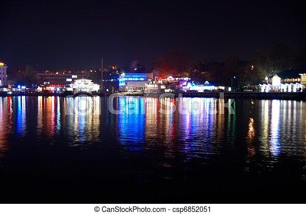 City lights - csp6852051