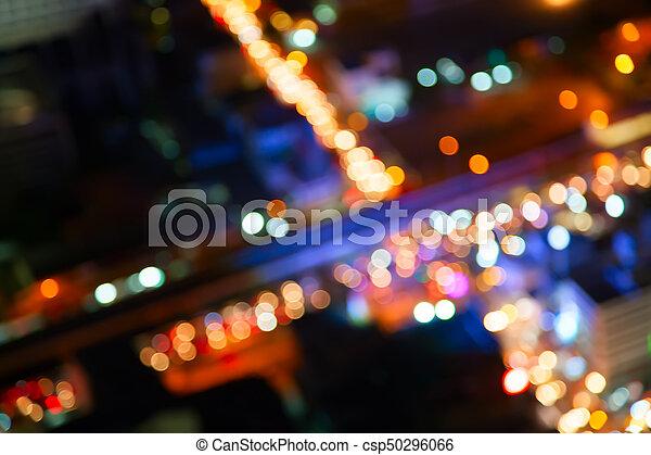 City lights - csp50296066