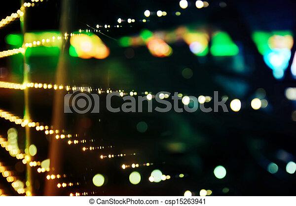 City lights - csp15263941