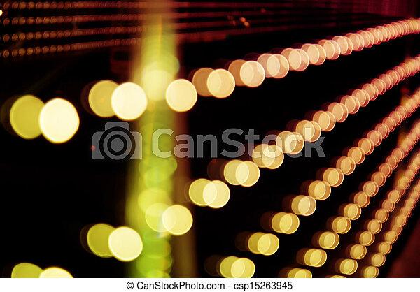 City lights - csp15263945