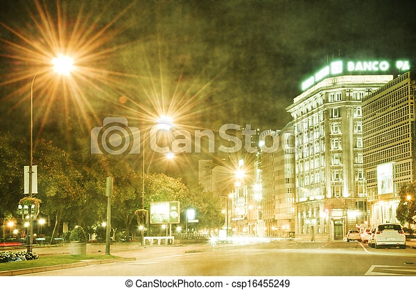 City lights - csp16455249