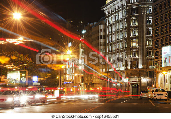 City lights - csp16455501