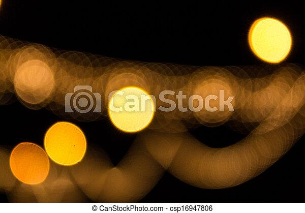 City lights - csp16947806
