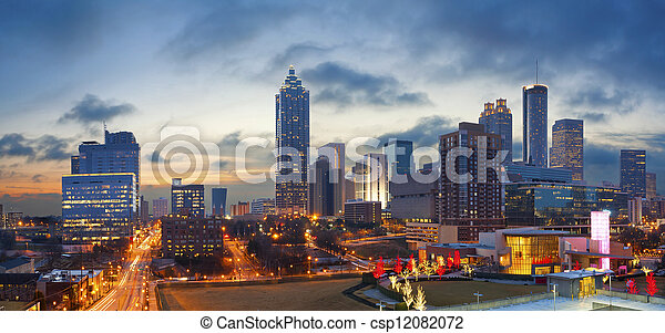 City of Atlanta. - csp12082072