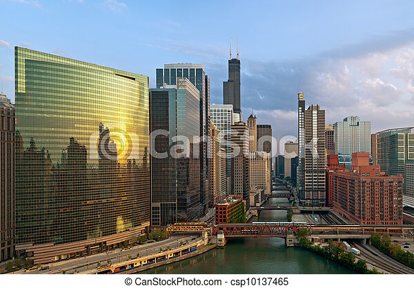 City of Chicago. - csp10137465