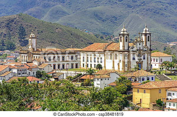 City of Ouro Preto - csp38481819