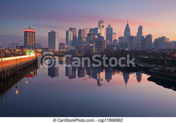 City of Philadelphia. - csp11866962