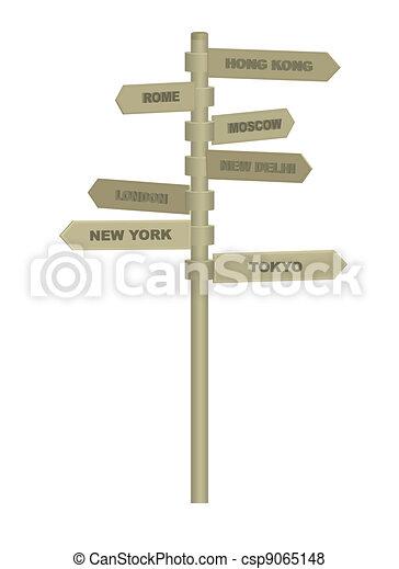 city pointer - csp9065148