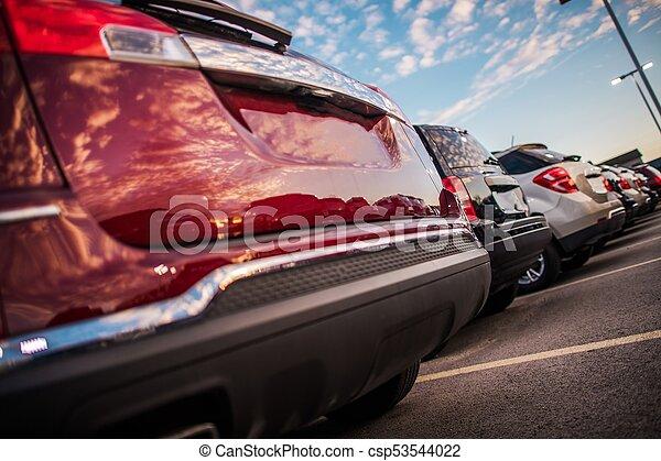 City Public Car Parking - csp53544022