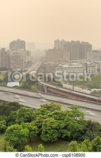 City scenery - csp6108900