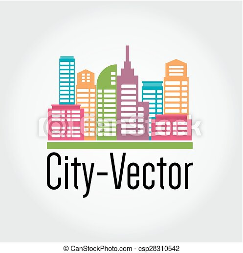 City Vector - csp28310542