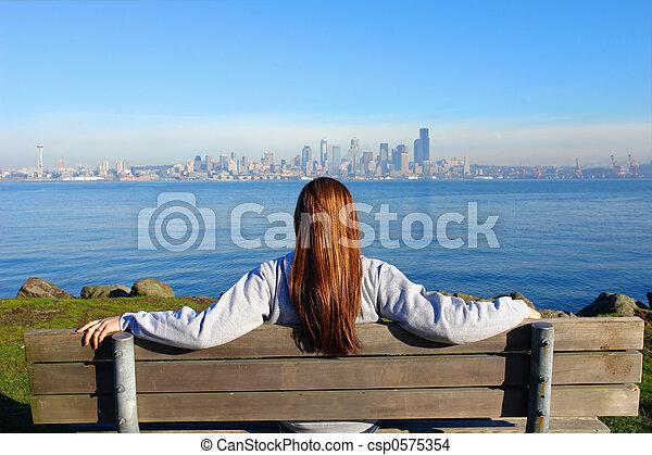 City View - csp0575354