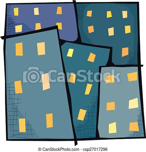City Windows - csp27017296