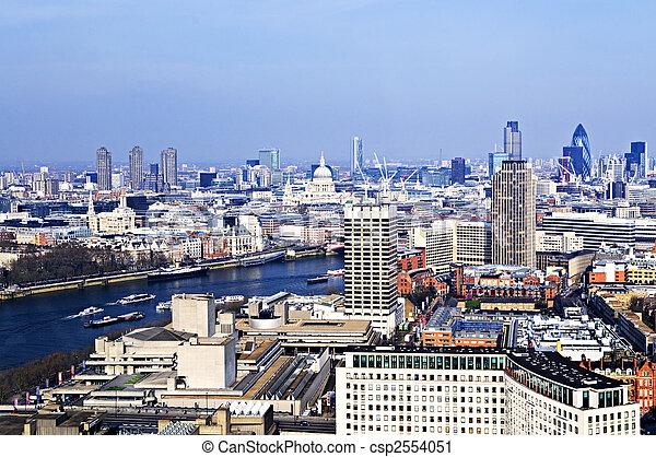 cityscape, auge, london - csp2554051