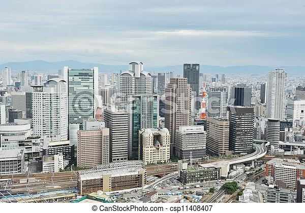 cityscape - csp11408407