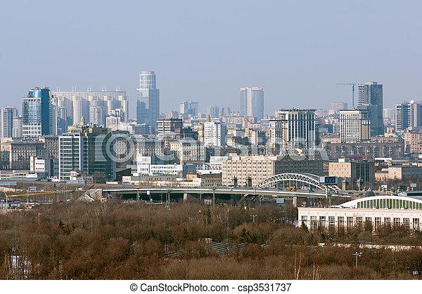 cityscape - csp3531737