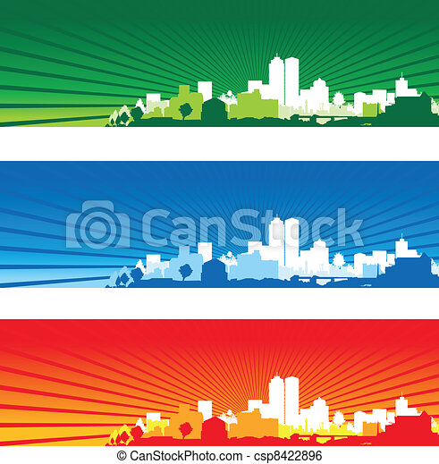cityscape - csp8422896