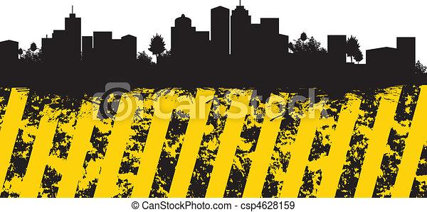 cityscape - csp4628159