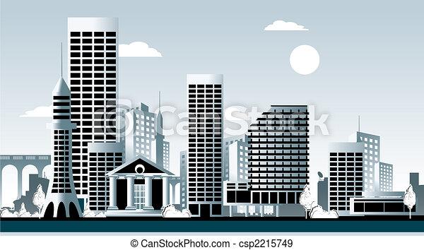 cityscape - csp2215749