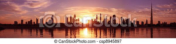 cityscape, dubai - csp8945897