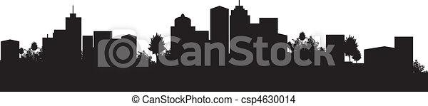 cityscape - csp4630014