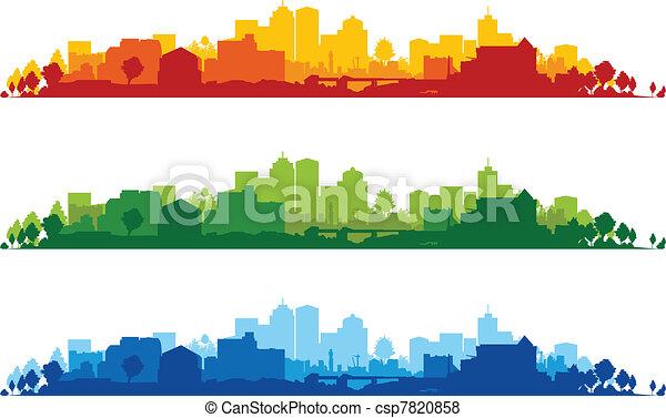 cityscape - csp7820858