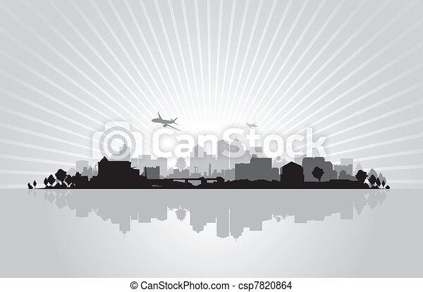 cityscape - csp7820864
