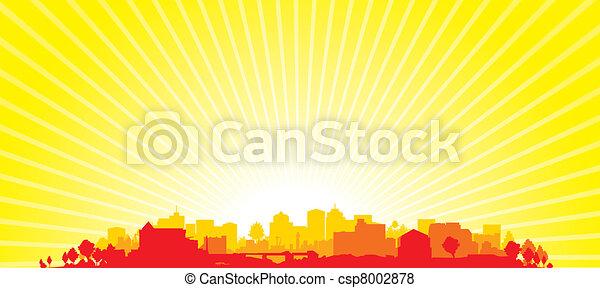cityscape - csp8002878