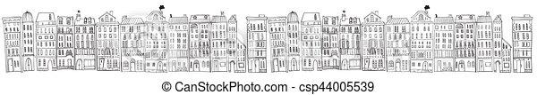cityscape. - csp44005539