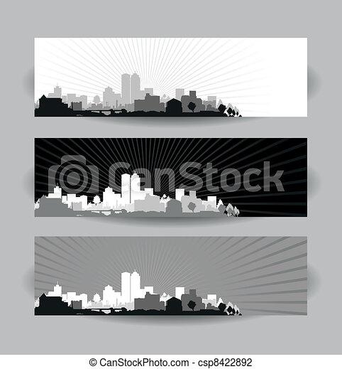 cityscape - csp8422892