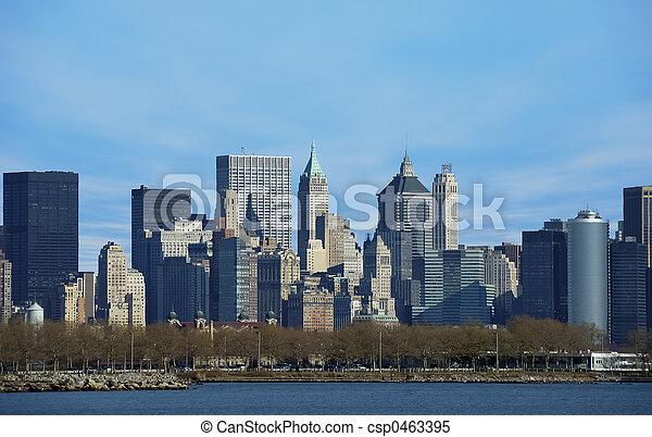 cityscape - csp0463395