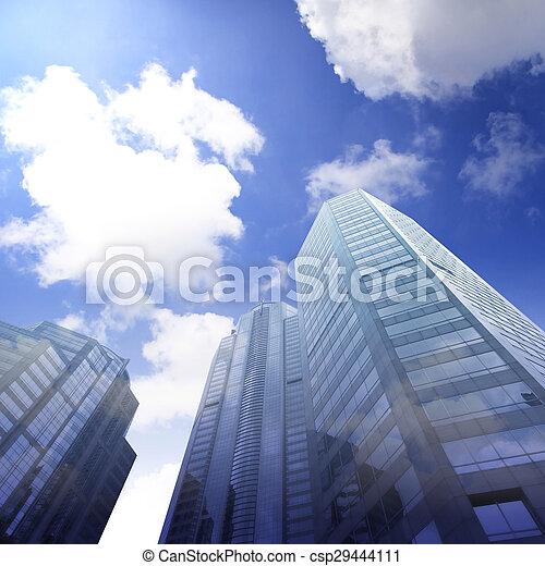 Cityscape - csp29444111