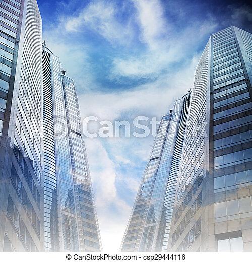 Cityscape - csp29444116