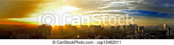 cityscape - csp12462011