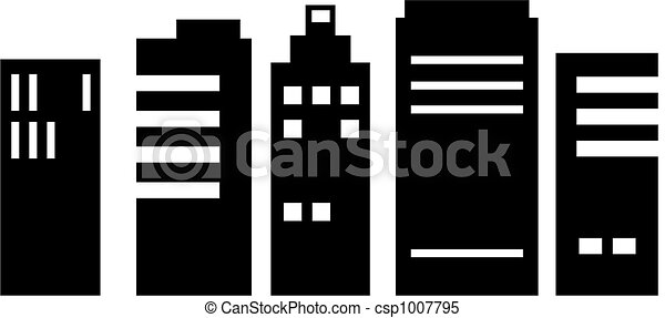 Cityscape - csp1007795
