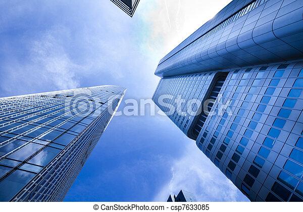 Cityscape - csp7633085
