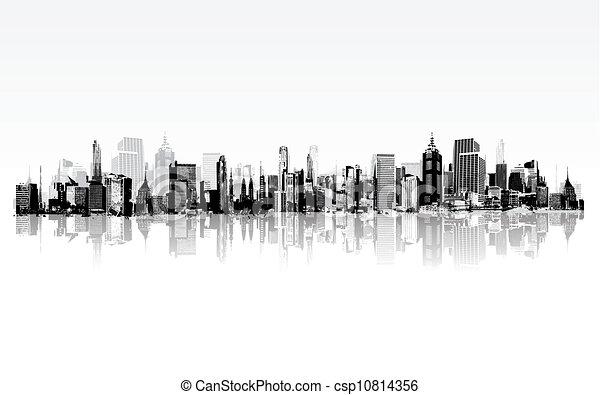 cityscape - csp10814356