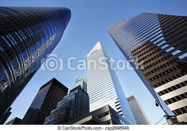 ciudad nueva york - csp2698946