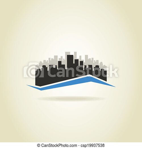 Ciudad - csp19937538
