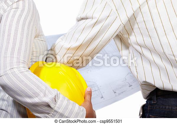 Civil engineer and partner - csp9551501