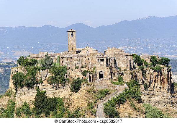 Civita di Bagnoregio (Italy) - csp8582017