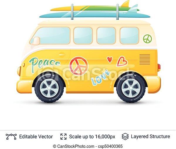 clássicas, bus., volkswagen - csp50400365