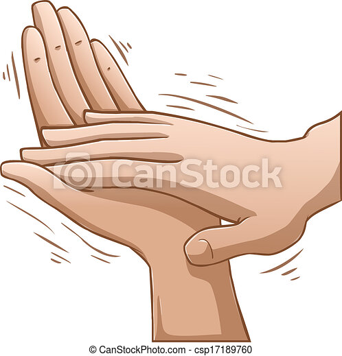 Clapping Hands - csp17189760