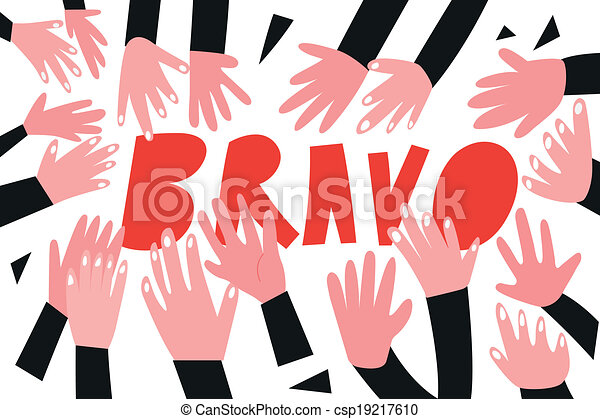 clapping hands applause vector illustration clapping hands
