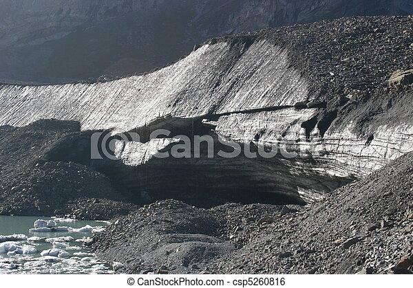 Clariden glacier - csp5260816