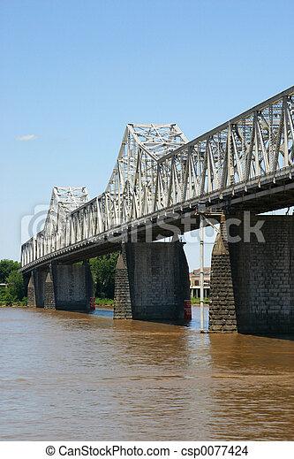 Clark Memorial Bridg - csp0077424