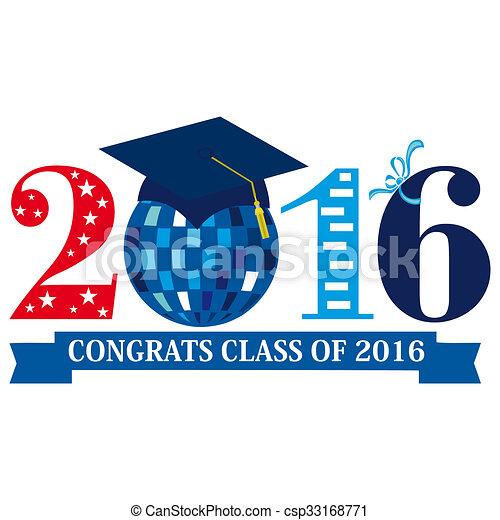 Class of 2016 - csp33168771