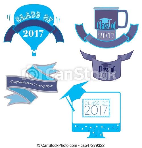 Class of 2017 - csp47279322