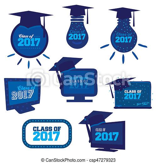 Class of 2017 - csp47279323
